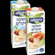 <!--begin:cleartext-->₪ קנה ממגוון תחליפי חלב אלפרו 1 ליטר 1 ליטר, סוגים שו במחיר 11.90 ₪ במקום 13.90<!--end:cleartext-->