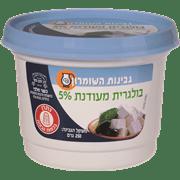 גבינה בולגרית מעודנת  5% שומן השומרון 25