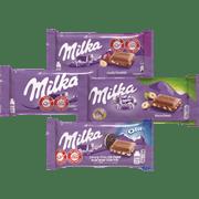 <!--begin:cleartext-->₪ קנה 4 יחידות ממגוון שוקולד מילקה 100-90 גרם במחיר 18<!--end:cleartext-->
