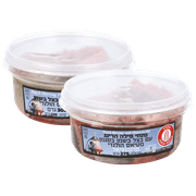 <!--begin:cleartext-->₪ קנה 2 יחידות ממגוון סלטי דגים מח חלב מגדלור במחיר 28<!--end:cleartext-->