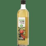 חומץ תפוחים5%אורגני גרין שופרסל גרין 750