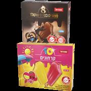 <!--begin:cleartext-->קנה 2 יחידות ממגוון מאגדות גלידה/גלידה משפחתית קבל את השני ב- 10 ₪ הנחה (הזול מביניהם)<!--end:cleartext-->