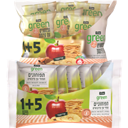 <!--begin:cleartext-->₪ קנה ממגוון תפוחונים גרין ללא גלוטן 5+1 במארז שופרסל במחיר 12.90 ₪ במקום 17.90<!--end:cleartext-->