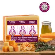 <!--begin:cleartext-->קנה 20 גרם ממגוון גבינת צדר במשקל הגבינות של נני ב 100 ₪ לק''ג<!--end:cleartext-->