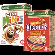 <!--begin:cleartext-->₪ קנה ממגוון דגני בוקר נסטלה לילדים 375 גרם במחיר 10 ₪ במקום 13.90<!--end:cleartext-->