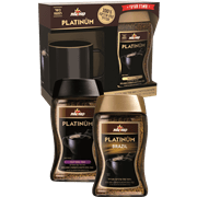 <!--begin:cleartext-->₪ קנה ממגוון קפה נמס פלטינום ברזילאי/אפריקאי 200 ג *מ במחיר 22.90 ₪ במקום 25.90<!--end:cleartext-->