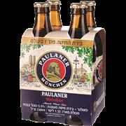 <!--begin:cleartext-->₪ קנה בירה פאולנר מארז 4 * 330 מ''ל במחיר 34.90 ₪ במקום 39.90<!--end:cleartext-->