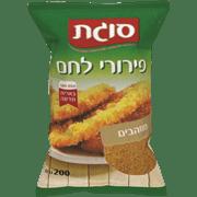 פירורי לחם מוזהבים סוגת 200 גרם