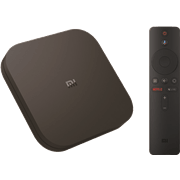 סטרימר Mi box S 4K ULTRA  HD XIAOMI