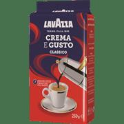 <!--begin:cleartext-->קנה קפה קרמה גוסטו 8 לוואצה 250 גרם ,ב 17% הנחה<!--end:cleartext-->