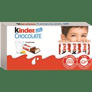 שוקולד חלב אצבעות קינדר 200 גרם