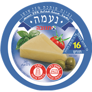 גבינת נעמה מותכת חורש 16 * 15 גרם