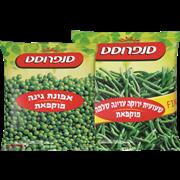 <!--begin:cleartext-->קנה 2 יחידות ממגוון ירקות קפואים סנפרוסט קבל את השני ב- 50% הנחה (הזול מביניהם)<!--end:cleartext-->