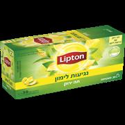 תה ירוק ליפטון 20 שקיקים