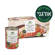 <!--begin:cleartext-->₪ קנה עגבניות אורגניות מרוסקות דק שופרסל גרין במחיר 12.90 ₪ במקום 14.90<!--end:cleartext-->