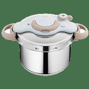 סיר לחץ ClipsoMinut Natu 6 ליטר TEFAL