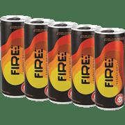 <!--begin:cleartext-->₪ קנה 5 יחידות משקה אנרגיה FIRE שופרסל 250 מ''ל במחיר 10<!--end:cleartext-->