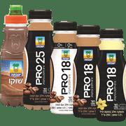 <!--begin:cleartext-->קנה 4 יחידות ממגוון משקאות חלב אישיים יוטבתה 200-350 מ''ל, קבל יחידה נוספת במתנה (הזול מביניהם)<!--end:cleartext-->