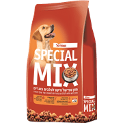 <!--begin:cleartext-->₪ קנה מיקס מזון יבש לכלבים שופרסל 12 ק''ג במחיר 85 ₪ במקום 99.90<!--end:cleartext-->