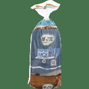 לחם קל מחיטה מלאה דגנית עין בר 750 גרם