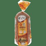 לחם חיטה מלא +כוסמין דגנית עין בר 750 גר
