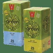 <!--begin:cleartext-->₪ קנה 2 יחידות ממגוון תה ירוק ויסוצקי 25 שקיקים במחיר 44<!--end:cleartext-->