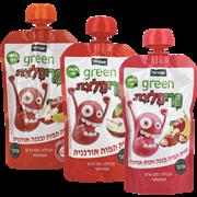 <!--begin:cleartext-->₪ קנה 3 יחידות ממגוון פריפלצת מחית פירות אורגני 120 גרם שופרסל במחיר 10<!--end:cleartext-->
