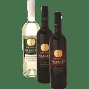 <!--begin:cleartext-->₪ קנה ממגוון יינות לבנים/אדומים סלקטד 750 מ''ל במחיר 25.90 ₪ במקום 27.90<!--end:cleartext-->
