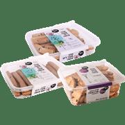 <!--begin:cleartext-->₪ קנה ממגוון מקלונים/קרקרים/עוגיות מכוסמין 200 ג דגן במחיר 21.90 ₪ במקום 28.90<!--end:cleartext-->