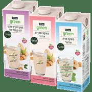 <!--begin:cleartext-->₪ קנה 3 יחידות ממגוון משקאות סויה/שקדים/אורז 1 ליטר שופרסל גרי במחיר 24<!--end:cleartext-->