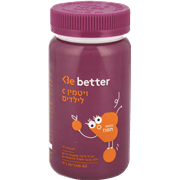 <!--begin:cleartext-->₪ קנה Be better ויטמין C לילדים Be בית מרקחת 6 במחיר 16.90 ₪ במקום 29.90<!--end:cleartext-->