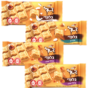 <!--begin:cleartext-->₪ קנה 4 יחידות ממגוון טבלאות שוקולד בלונדי 100 גרם פרה במחיר 20<!--end:cleartext-->