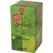 <!--begin:cleartext-->₪ קנה 2 יחידות תה ירוק לימונית לואיזה 15 שקיקים* 1.5גר במחיר 20<!--end:cleartext-->