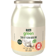 שמן קוקוס אורגני גרין 1 ליטר שופרסל גרין