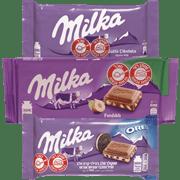 <!--begin:cleartext-->₪ קנה 3 יחידות ממגוון שוקולד מילקה 100-90 גרם במחיר 15<!--end:cleartext-->
