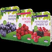 <!--begin:cleartext-->₪ קנה 3 יחידות ממגוון פירות קפוא שופרסל 300 גרם במחיר 35<!--end:cleartext-->