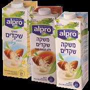 <!--begin:cleartext-->₪ קנה ממגוון תחליפי חלב אלפרו 1 ליטר במחיר 12.90 ₪ במקום 13.90<!--end:cleartext-->