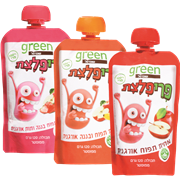<!--begin:cleartext-->₪ קנה 3 יחידות ממגוון פריפלצת מחית פירות אורגני 120 גרם שופרסל במחיר 11.90<!--end:cleartext-->