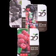 <!--begin:cleartext-->₪ קנה ממגוון פירות אורגניים מוקפאים 300 גרם 300 גרם במחיר 20.90 ₪ במקום 24.90<!--end:cleartext-->