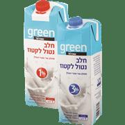 <!--begin:cleartext-->קנה 2 יחידות ממגוון חלב נטול לקטוז 3% גרין 1 ליטר קבל את השני ב- 50% הנחה (הזול מביניהם)<!--end:cleartext-->