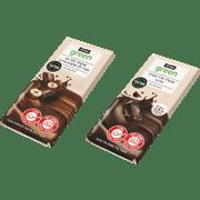 <!--begin:cleartext-->₪ קנה 2 יחידות ממגוון שוקולד אורגני מריר /אגוזים/חלב 100 גרם במחיר 11.90<!--end:cleartext-->