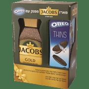 קפה נמס גקובס גולד 200 גרם 200 גרם