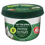 גבינה צפתית /מעודנת5% 200-250 גרם