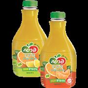 <!--begin:cleartext-->₪ קנה ממגוון תפוזים/מיץ הדרים חמצמץ/מתקתק 100% פריגת במחיר 17.90 ₪ במקום 20.90<!--end:cleartext-->