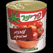 עגבניות מרוסקות/מקולפות 800 גרם