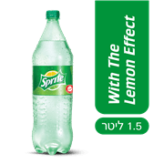 <!--begin:cleartext-->₪ קנה 2 יחידות ממגוון משקה תוסס לימון ספרייט במחיר 11<!--end:cleartext-->