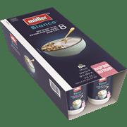 יוגורט מולר מעודן 1.4% 8 * 150 גרם