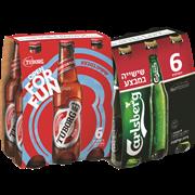 <!--begin:cleartext-->₪ קנה 2 יחידות ממגוון בירה טובורג/קרלסברג 6*330 מל במחיר 60<!--end:cleartext-->