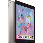 אייפד Apple iPad 9.7 3.2 צבע אפור APPLE