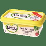 <!--begin:cleartext-->₪ קנה 2 יחידות מזולה טעם חמאה 250 גרם במחיר 18<!--end:cleartext-->